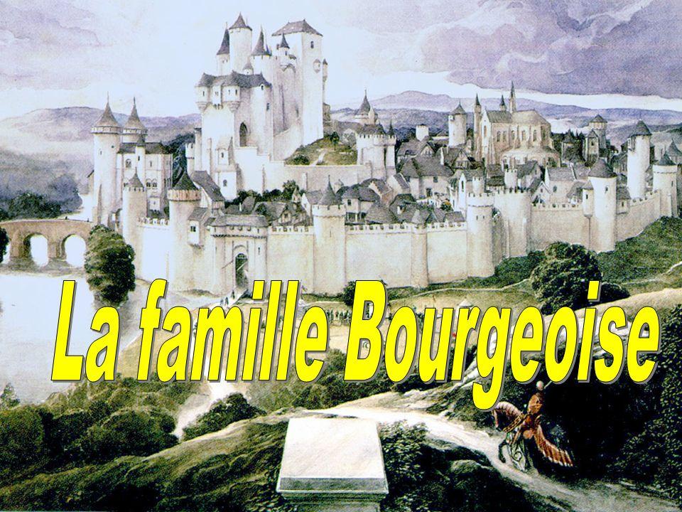 La famille Bourgeoise