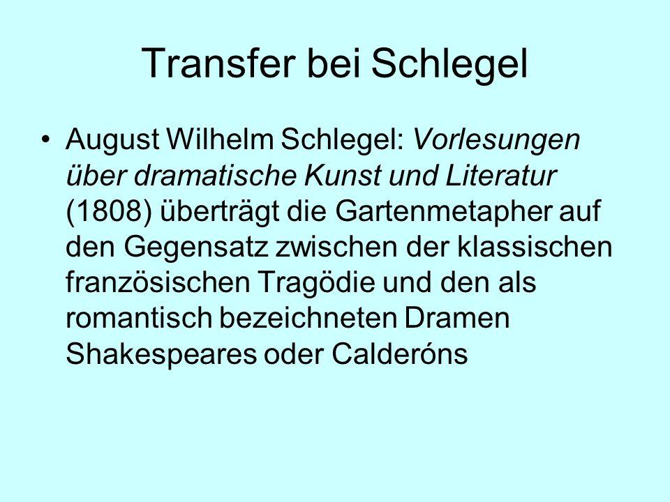 Transfer bei Schlegel