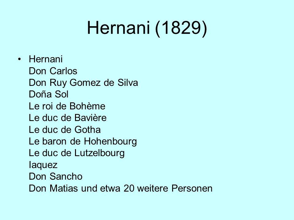 Hernani (1829)