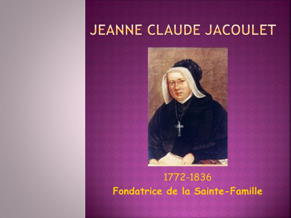 JEANNE CLAUDE JACOULET