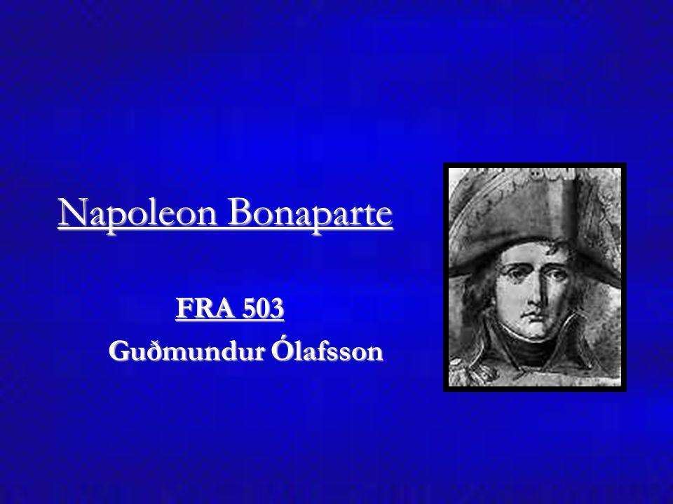 FRA 503 Guðmundur Ólafsson