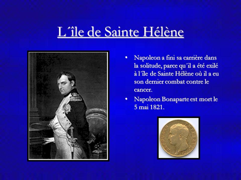 L´île de Sainte Hélène
