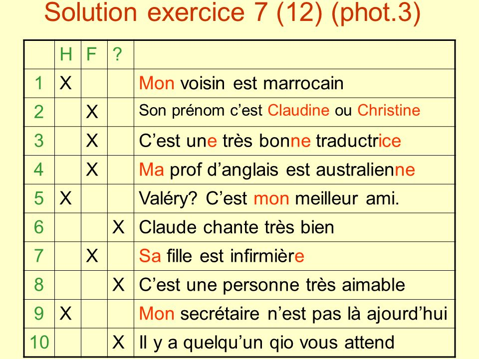 Solution exercice 7 (12) (phot.3)