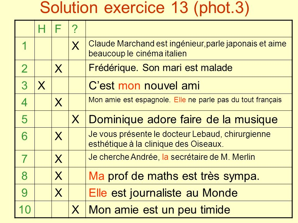 Solution exercice 13 (phot.3)