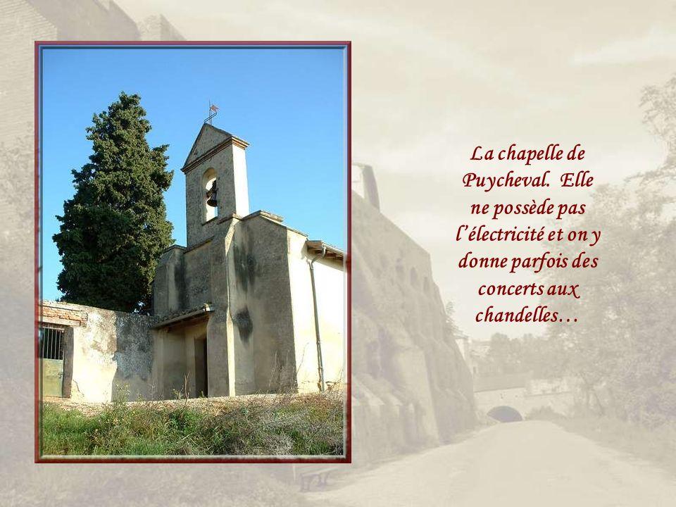 La chapelle de Puycheval