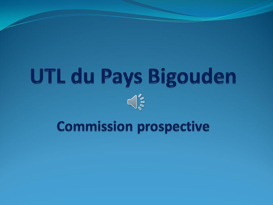 UTL du Pays Bigouden Commission prospective
