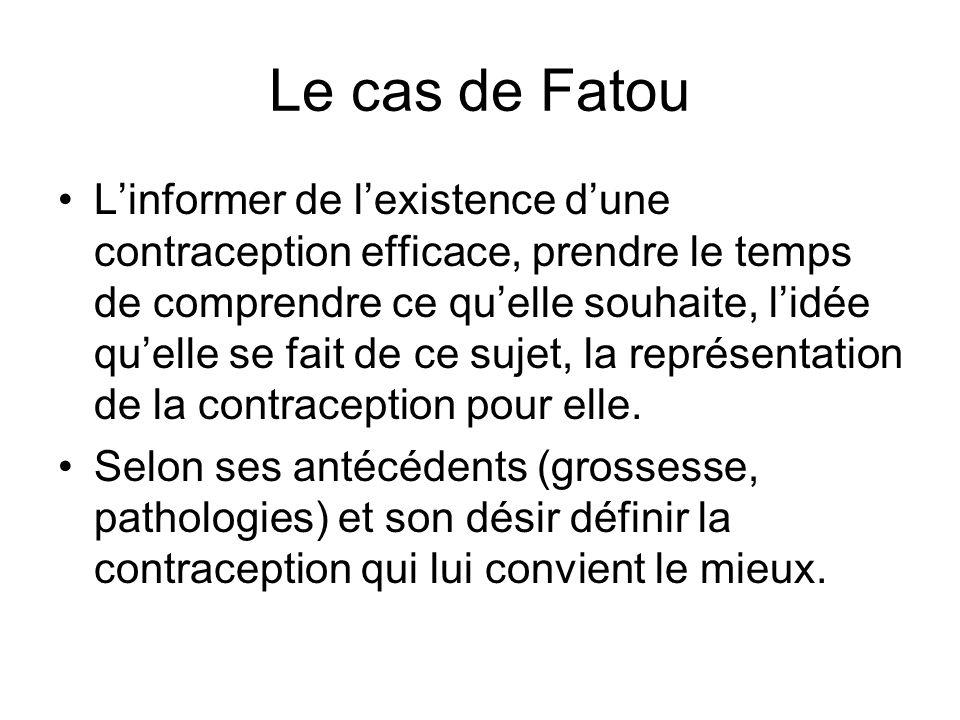 Le cas de Fatou
