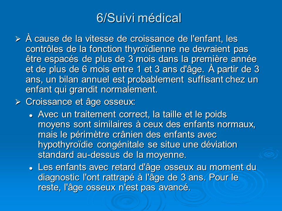 6/Suivi médical