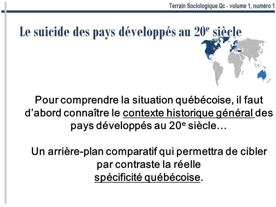 spécificité québécoise.
