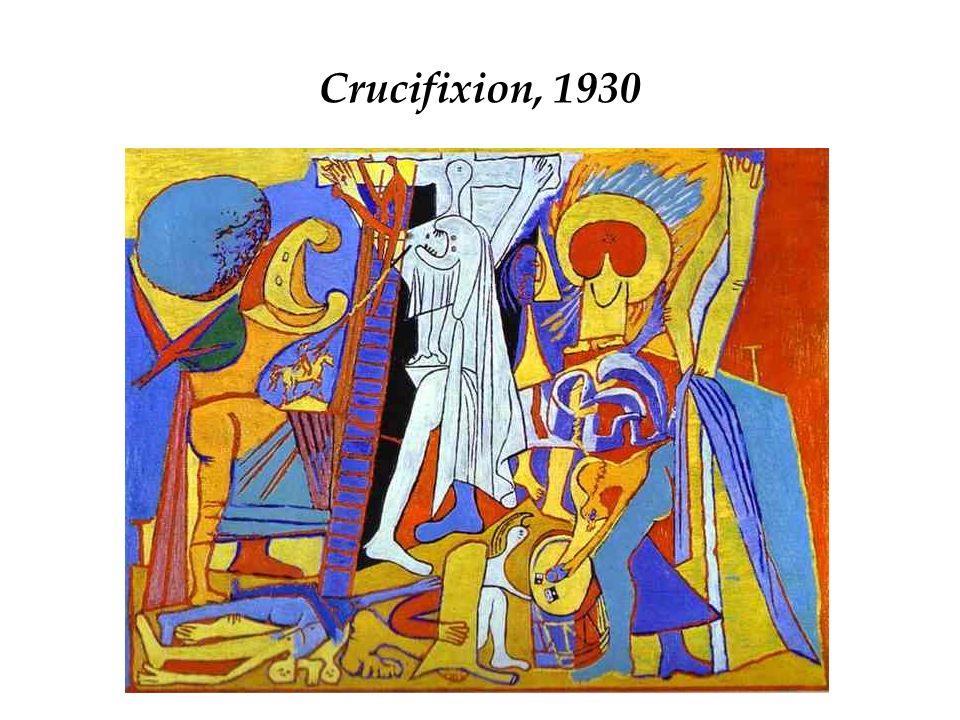Crucifixion, 1930