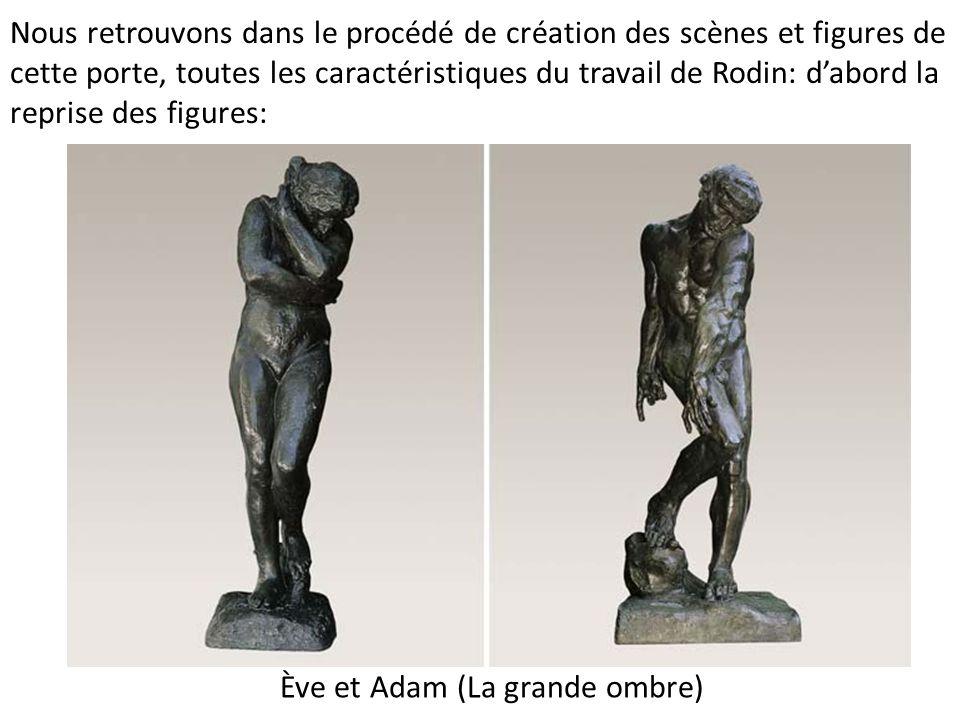 Ève et Adam (La grande ombre)