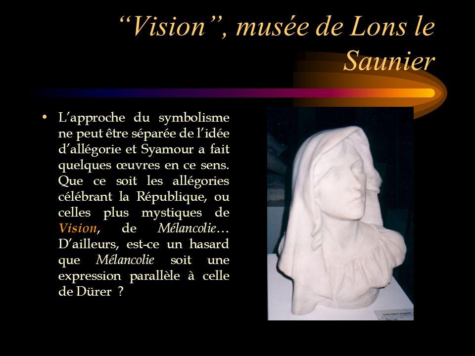 Vision , musée de Lons le Saunier