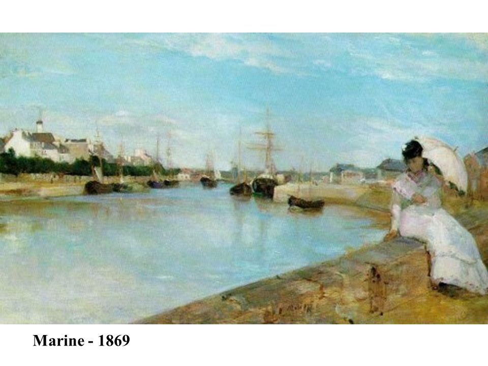 Marine - 1869