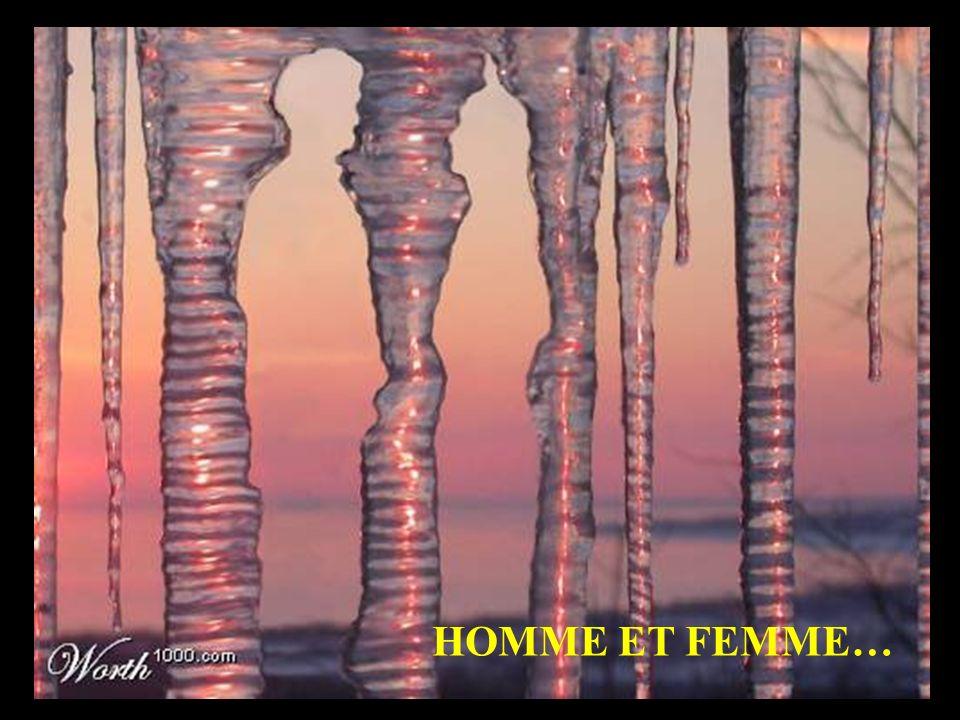 HOMME ET FEMME…
