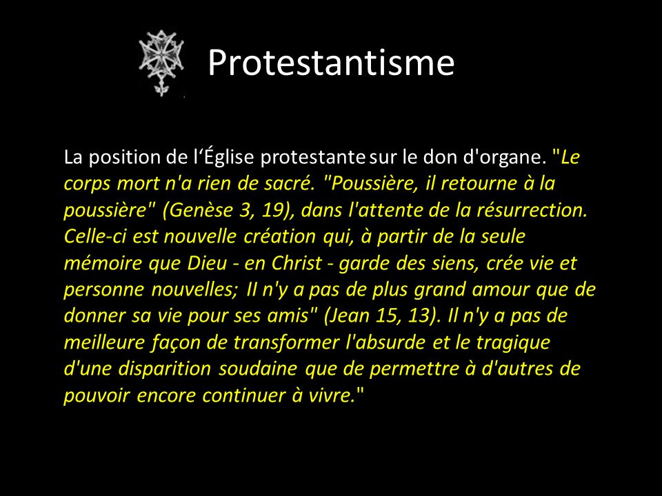 Protestantisme