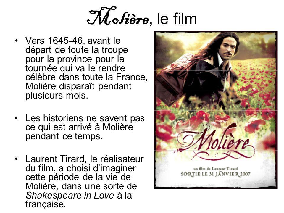 Molière, le film