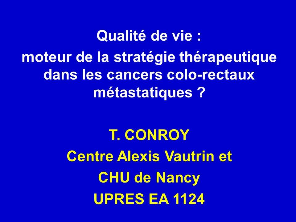 Centre Alexis Vautrin et