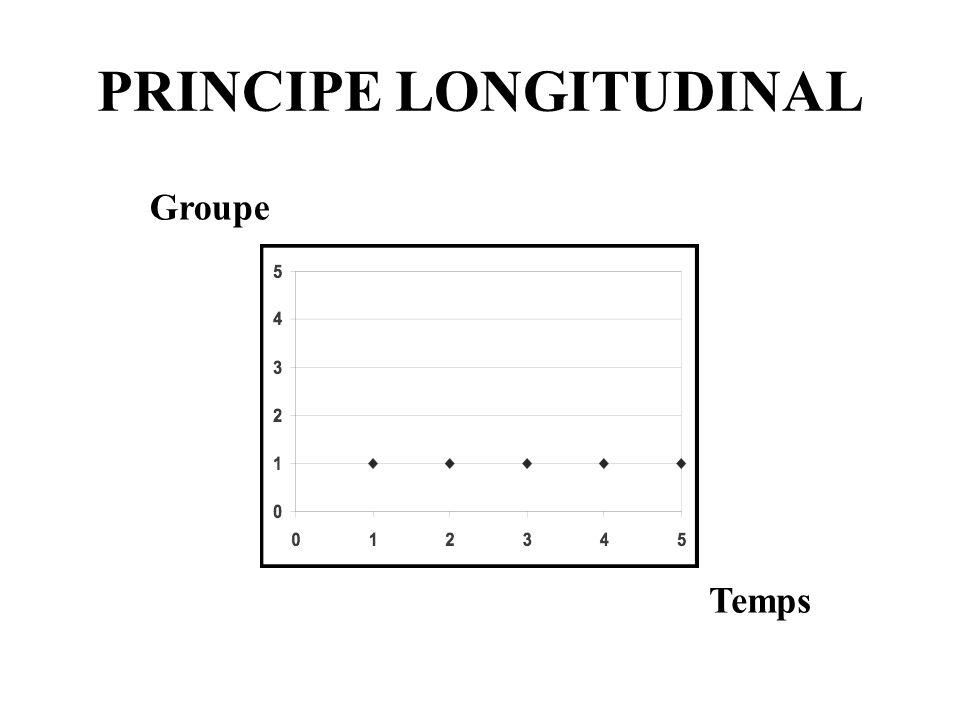 PRINCIPE LONGITUDINAL