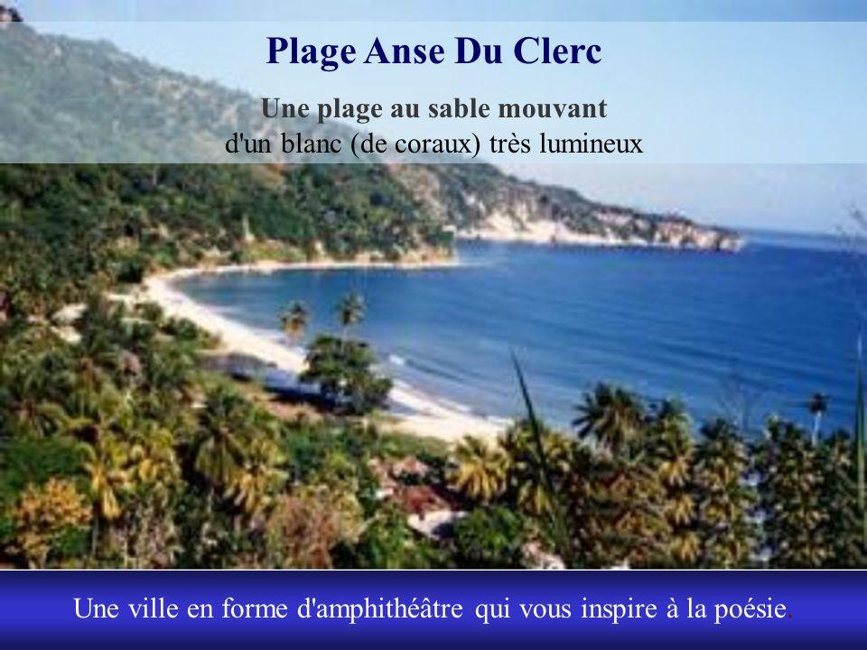 Plage Anse Du Clerc