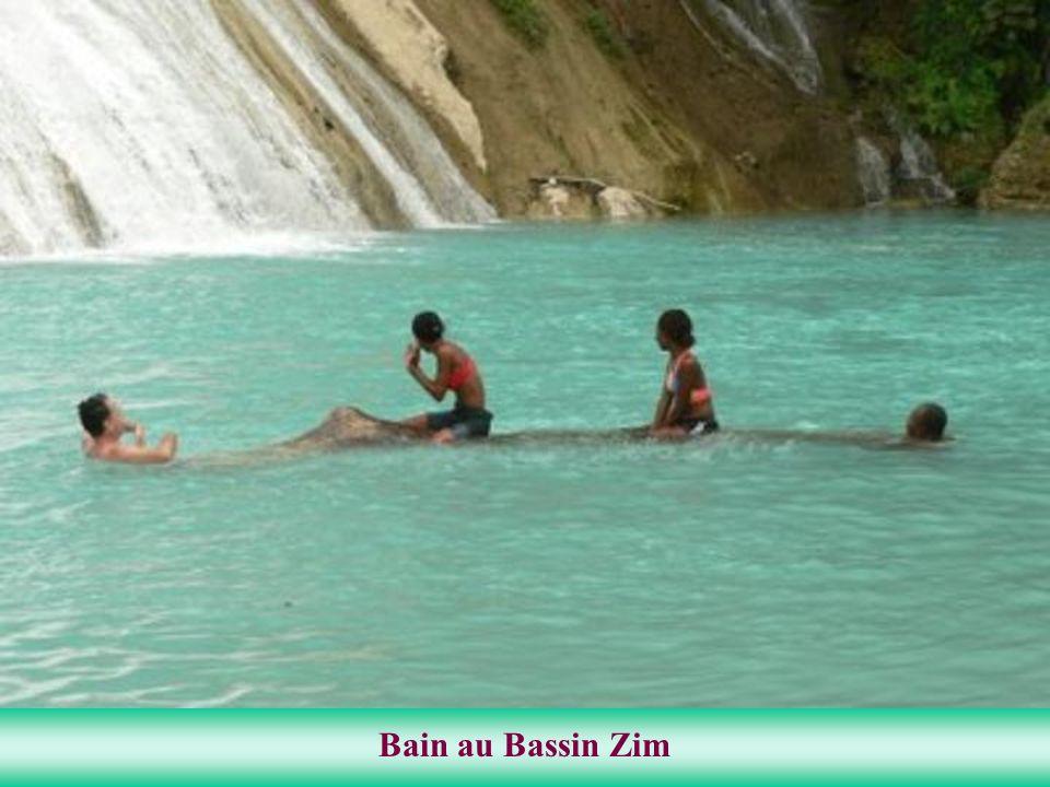Bain au Bassin Zim