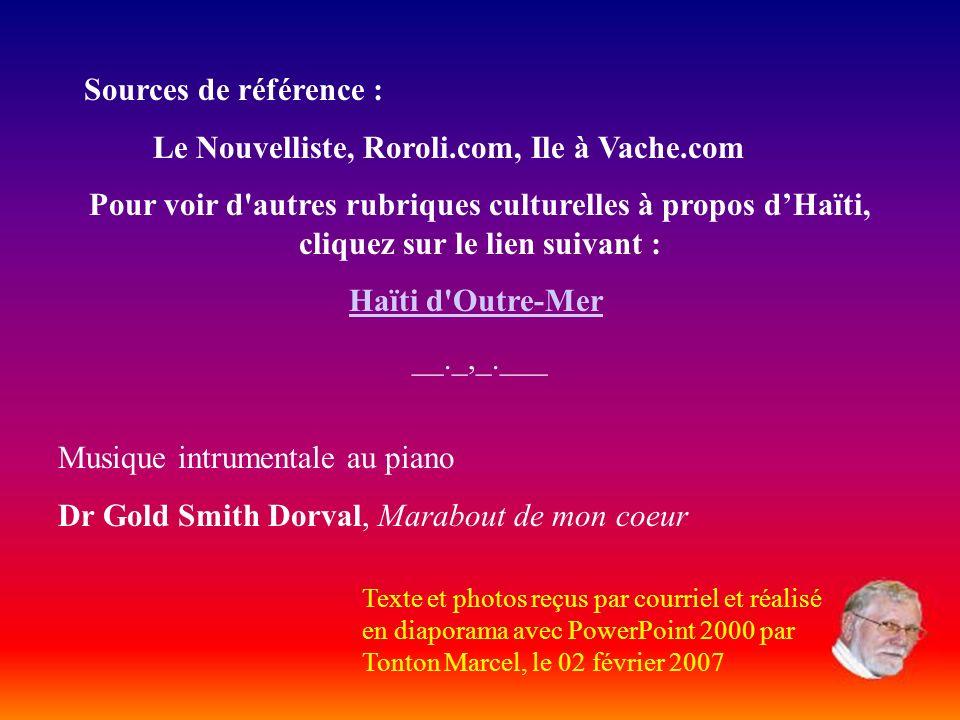 Le Nouvelliste, Roroli.com, Ile à Vache.com