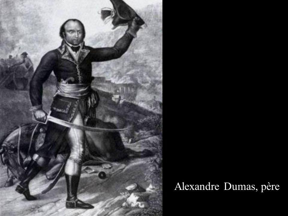 Alexandre Dumas, père