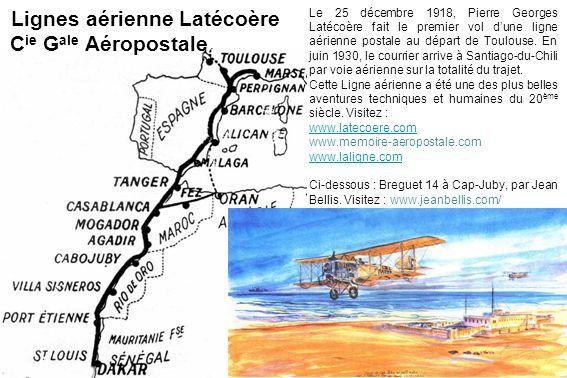 Lignes aérienne Latécoère