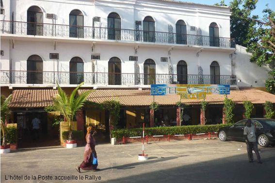 L'hôtel de la Poste accueille le Rallye