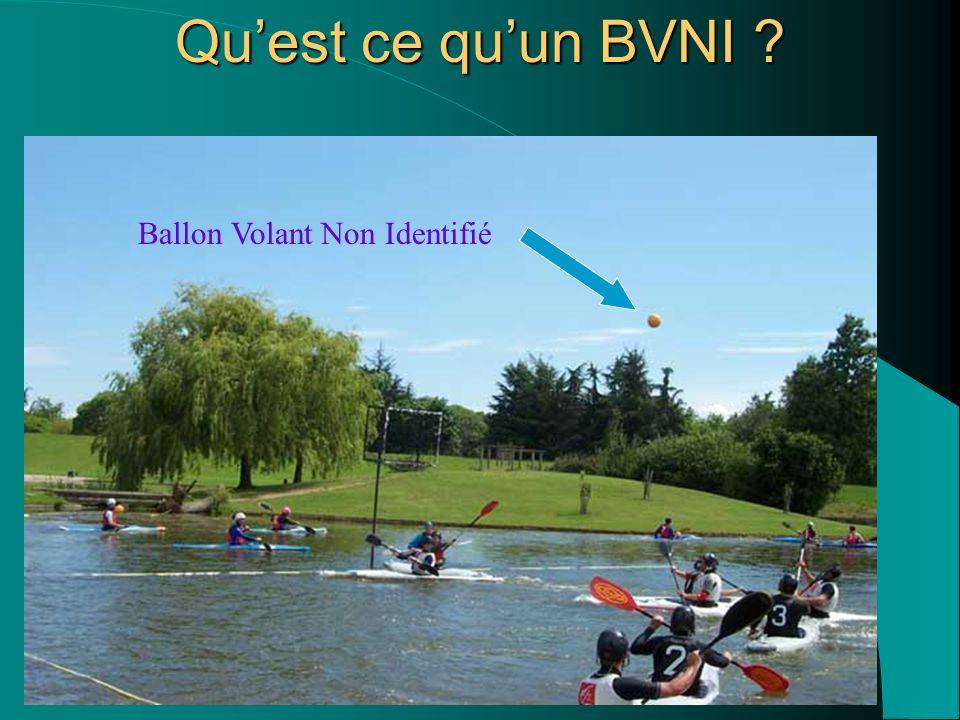 Qu'est ce qu'un BVNI REPONSE : Ballon Volant Non Identifié