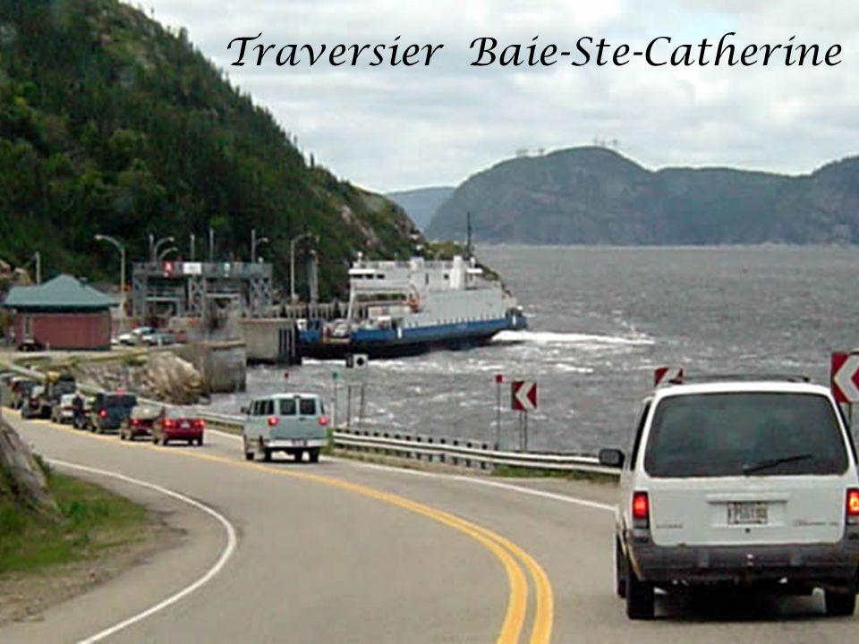Traversier Baie-Ste-Catherine