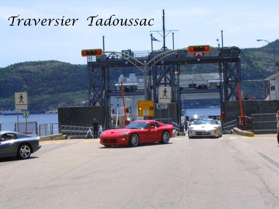 Traversier Tadoussac