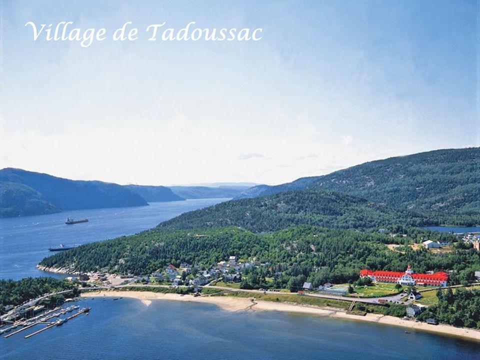 Village de Tadoussac