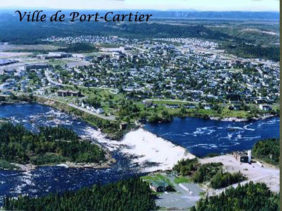 Ville de Port-Cartier