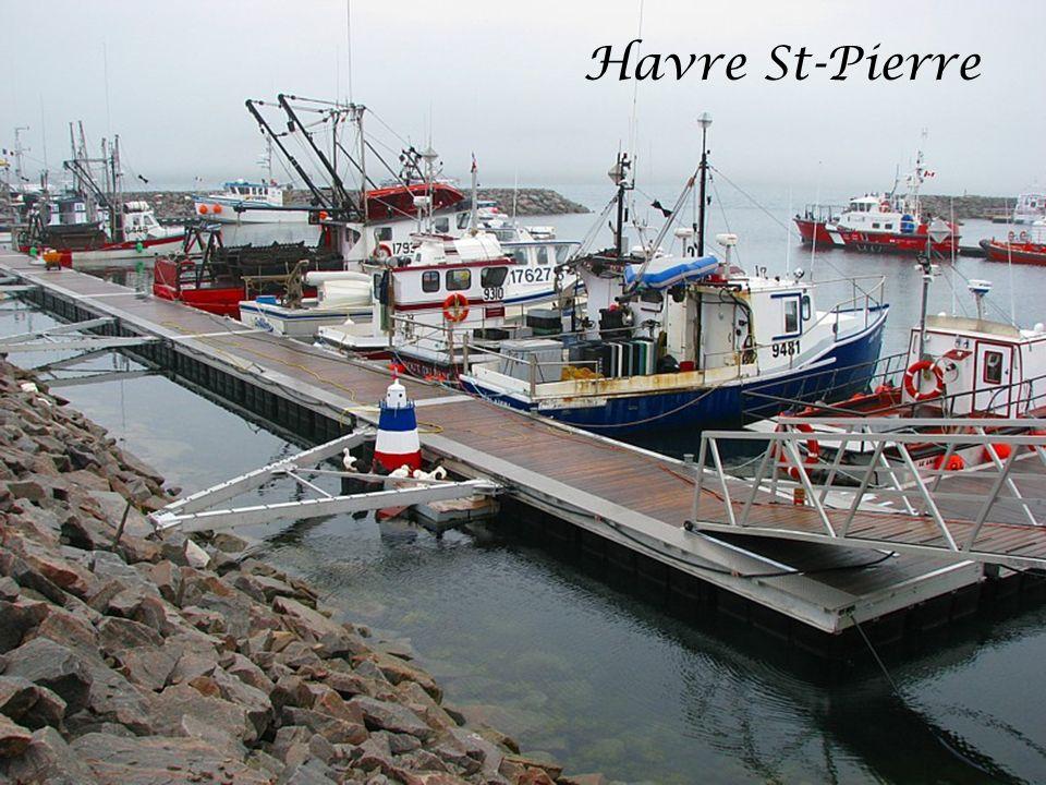 Havre St-Pierre