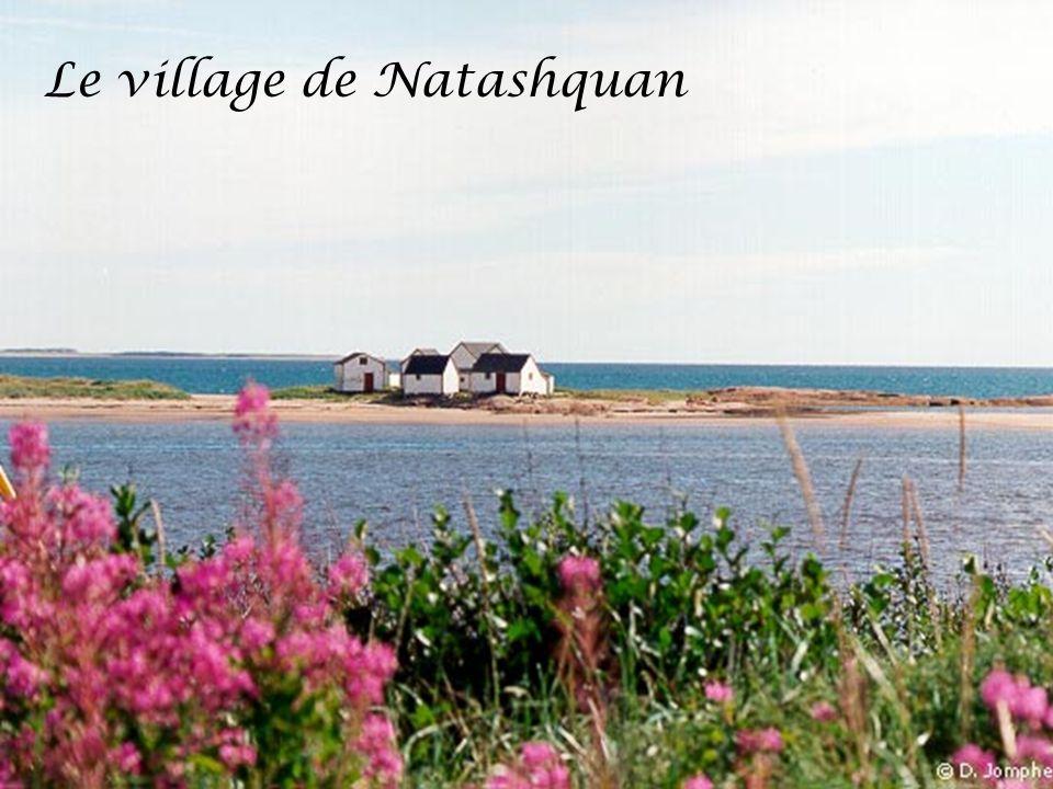 Le village de Natashquan
