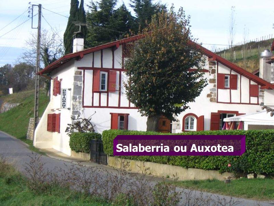 Salaberria ou Auxotea