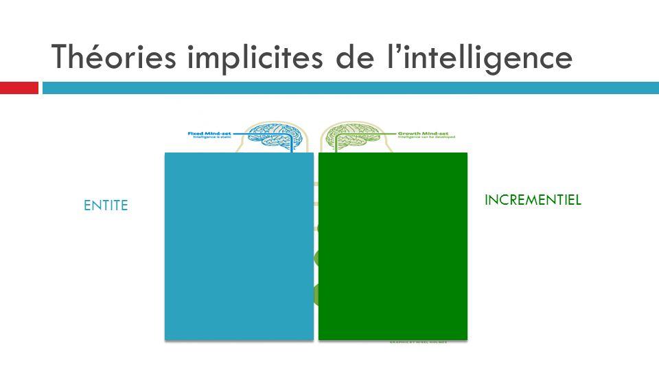 Théories implicites de l'intelligence