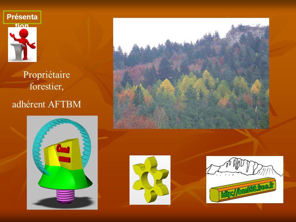 Propriétaire forestier,