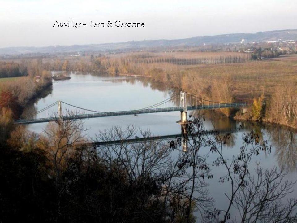 Auvillar - Tarn & Garonne