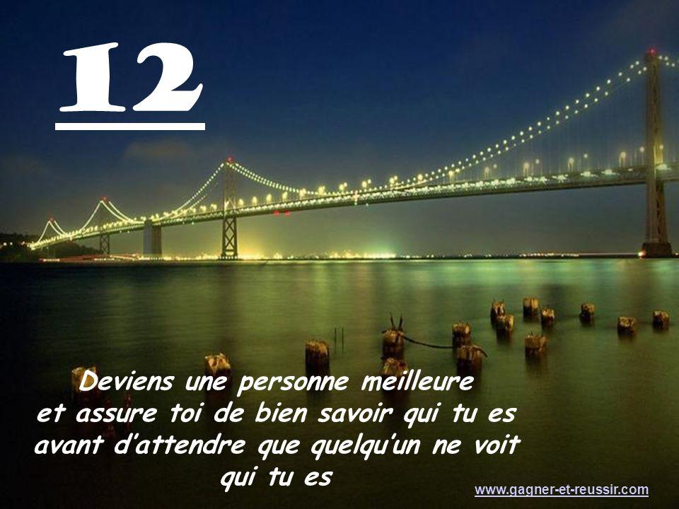 12 Deviens une personne meilleure