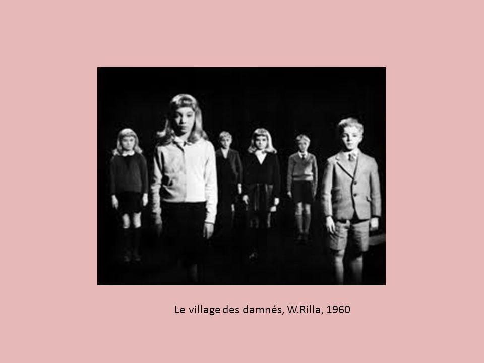 Le village des damnés, W.Rilla, 1960