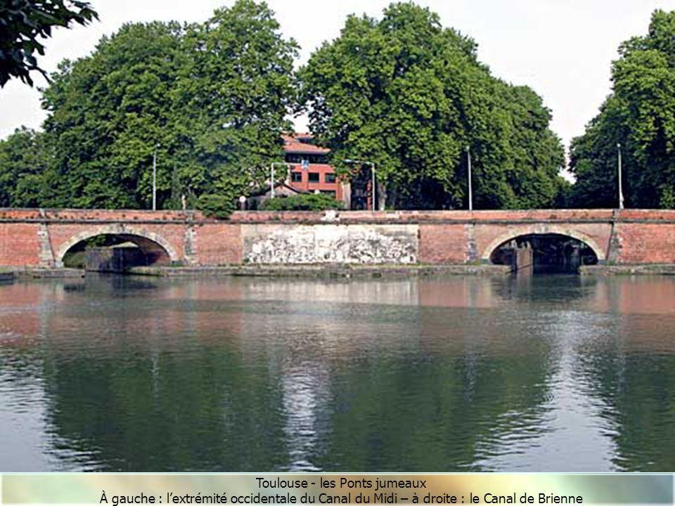 Toulouse - les Ponts jumeaux