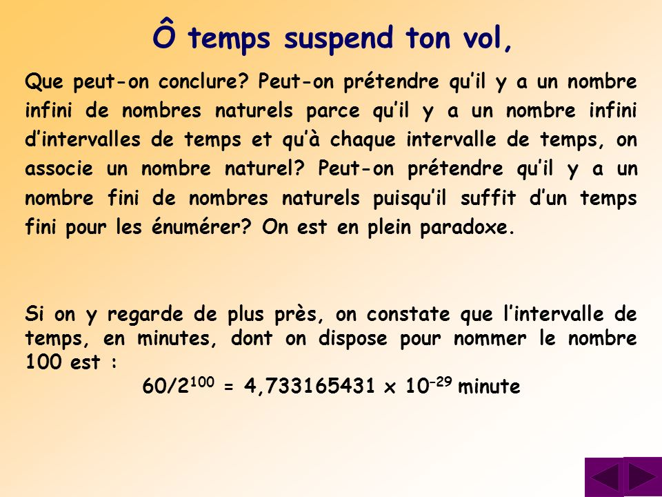 Ô temps suspend ton vol,
