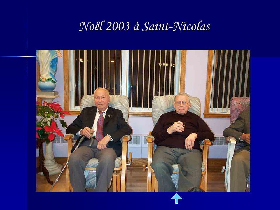 Noël 2003 à Saint-Nicolas