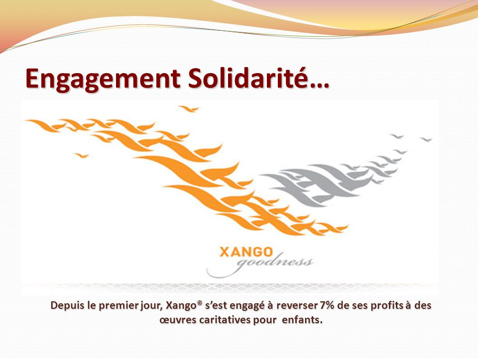 Engagement Solidarité…