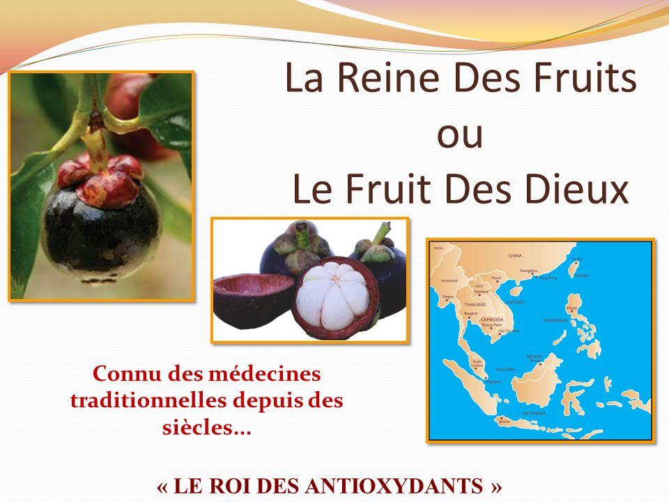 La Reine Des Fruits ou Le Fruit Des Dieux