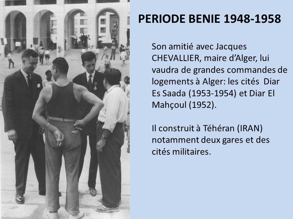 PERIODE BENIE 1948-1958
