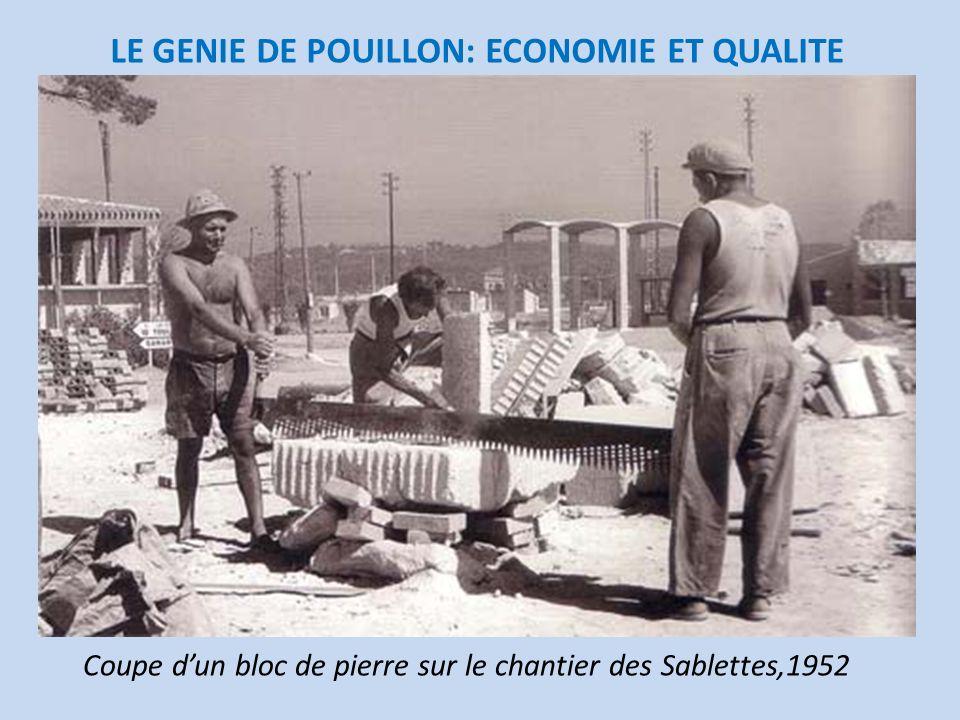 LE GENIE DE POUILLON: ECONOMIE ET QUALITE