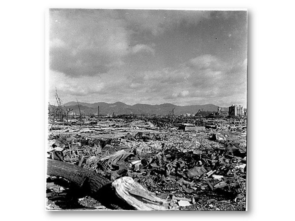 Image 2: après Hiroshima, source: Greenpeace.