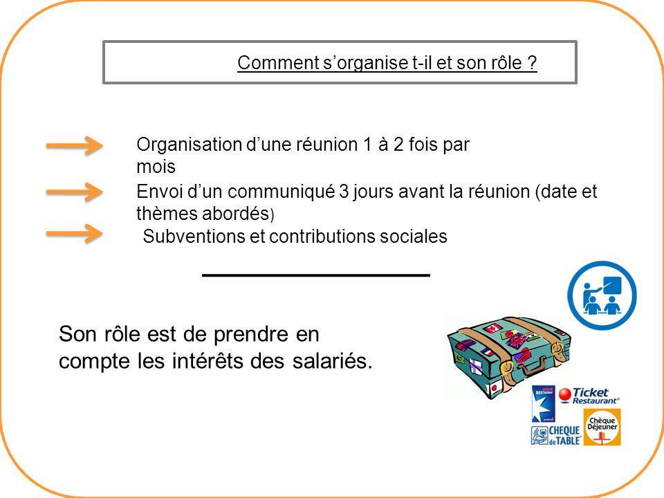 Subventions et contributions sociales